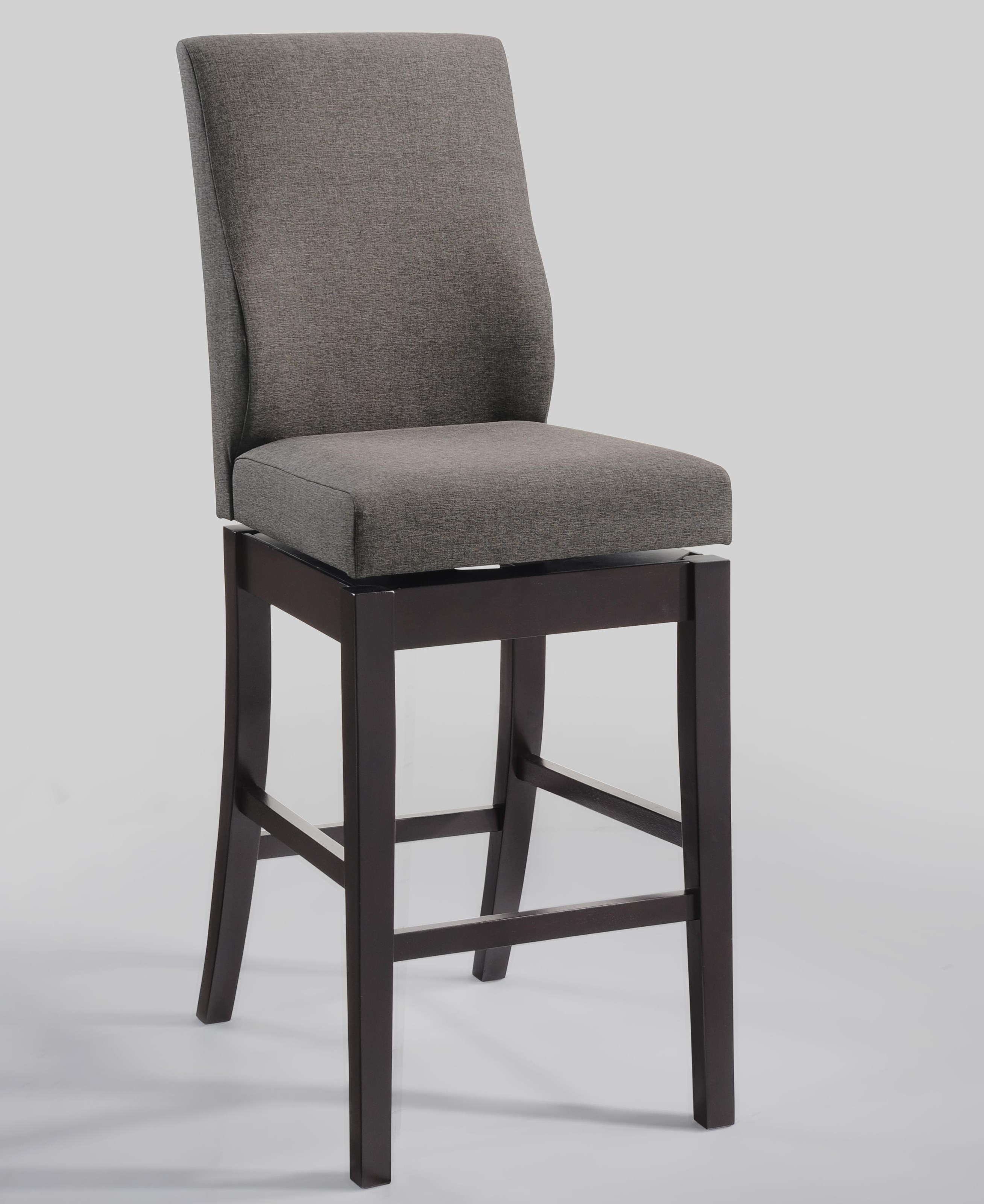 Crown Mark Bar Stools 2786s 24 Peb Tillary Swivel Counter Height Stool Del Sol Furniture Bar
