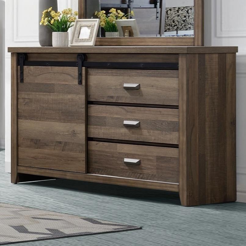 Calhoun Dresser by CM at Del Sol Furniture
