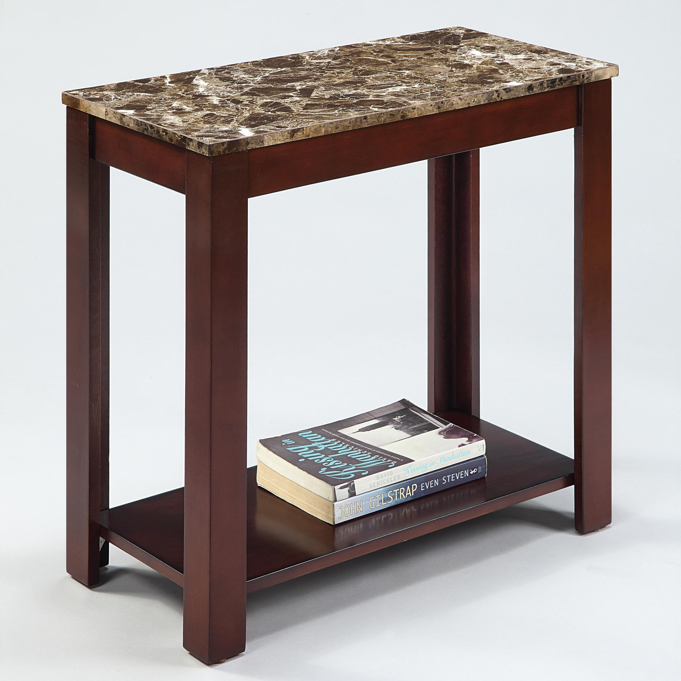 Crown Mark Chairside Tables Rectangular Chairside Table