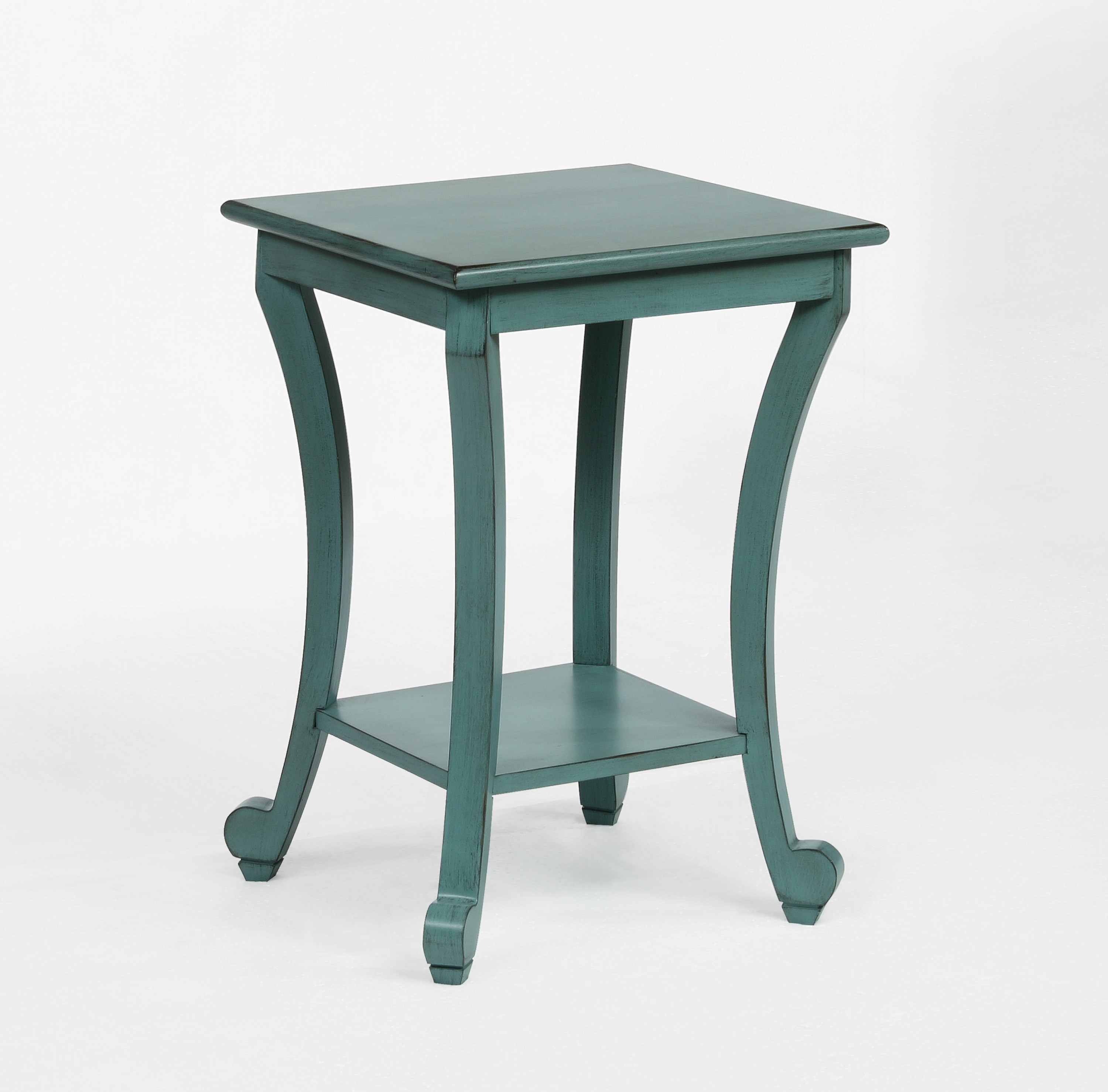 Crown mark chairside tables 7918 aq chairside table with for Markup table