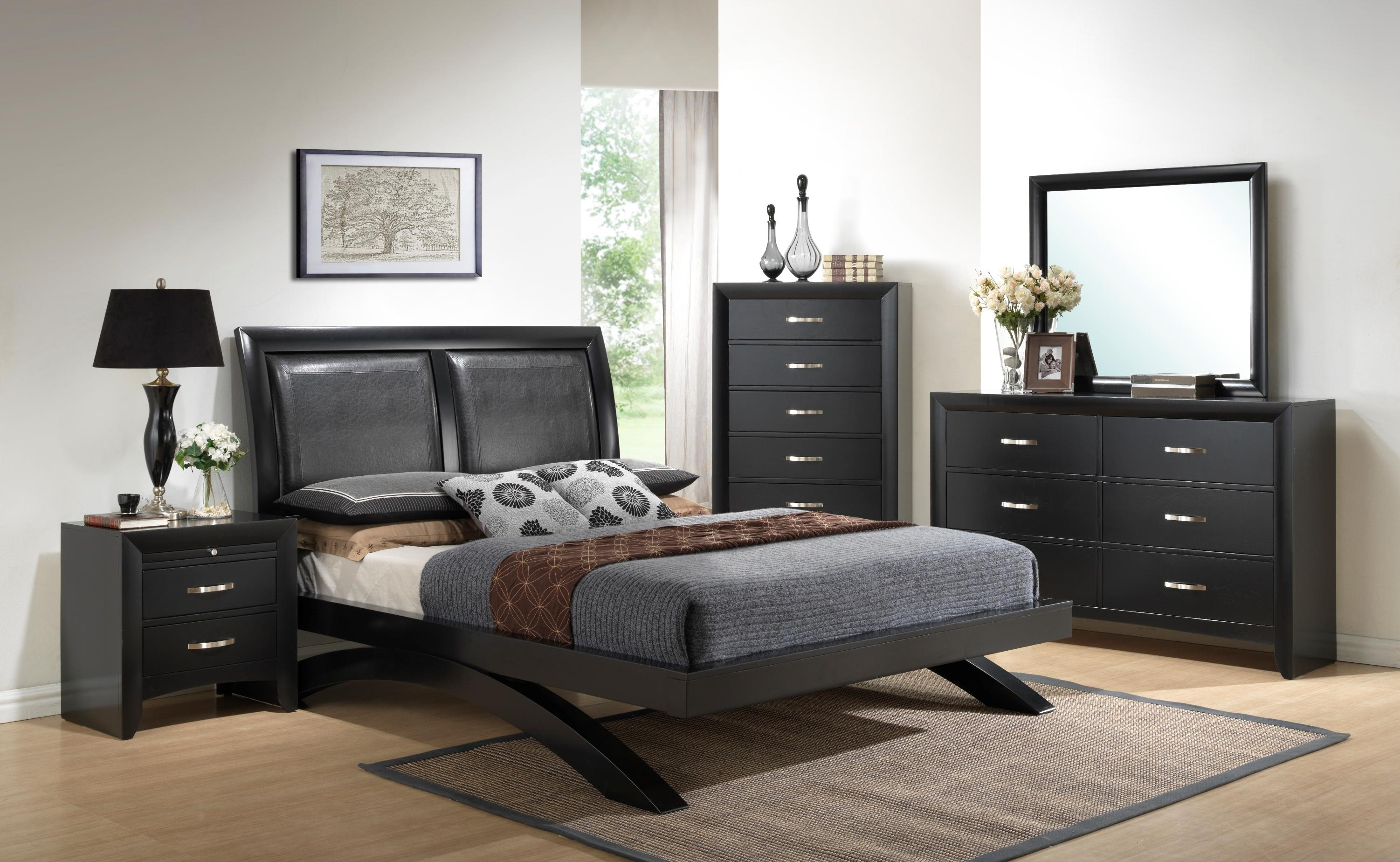 Crown mark galinda queen bedroom group del sol furniture for Furniture markup