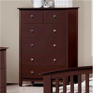 Crown Mark Lawson Full Bedroom Group Bullard Furniture Bedroom Group Fayetteville Nc