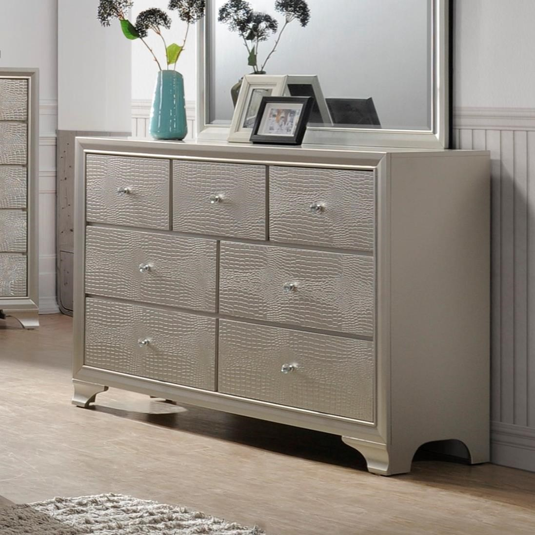 Lyssa Dresser by Crown Mark at Northeast Factory Direct
