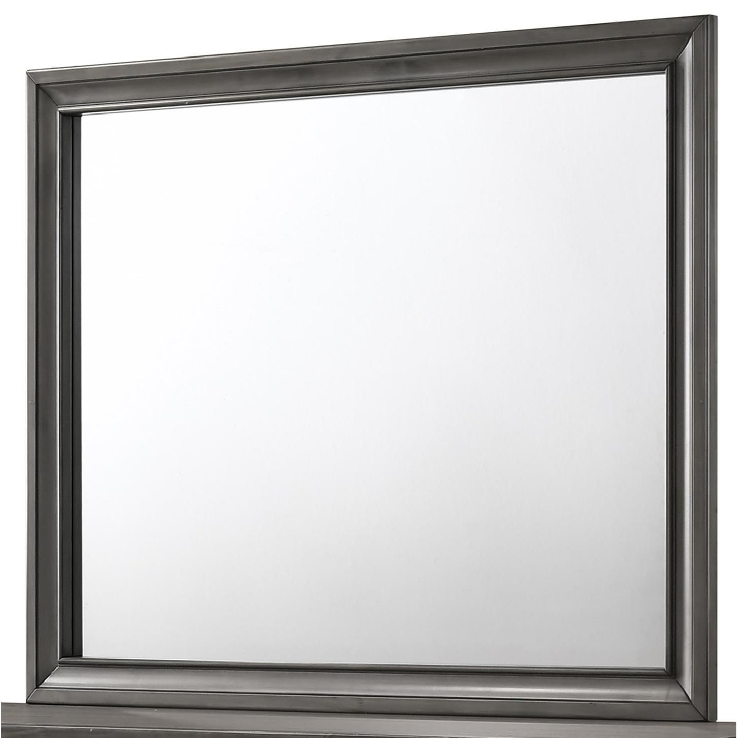 Regata Dresser Mirror by Crown Mark at Northeast Factory Direct