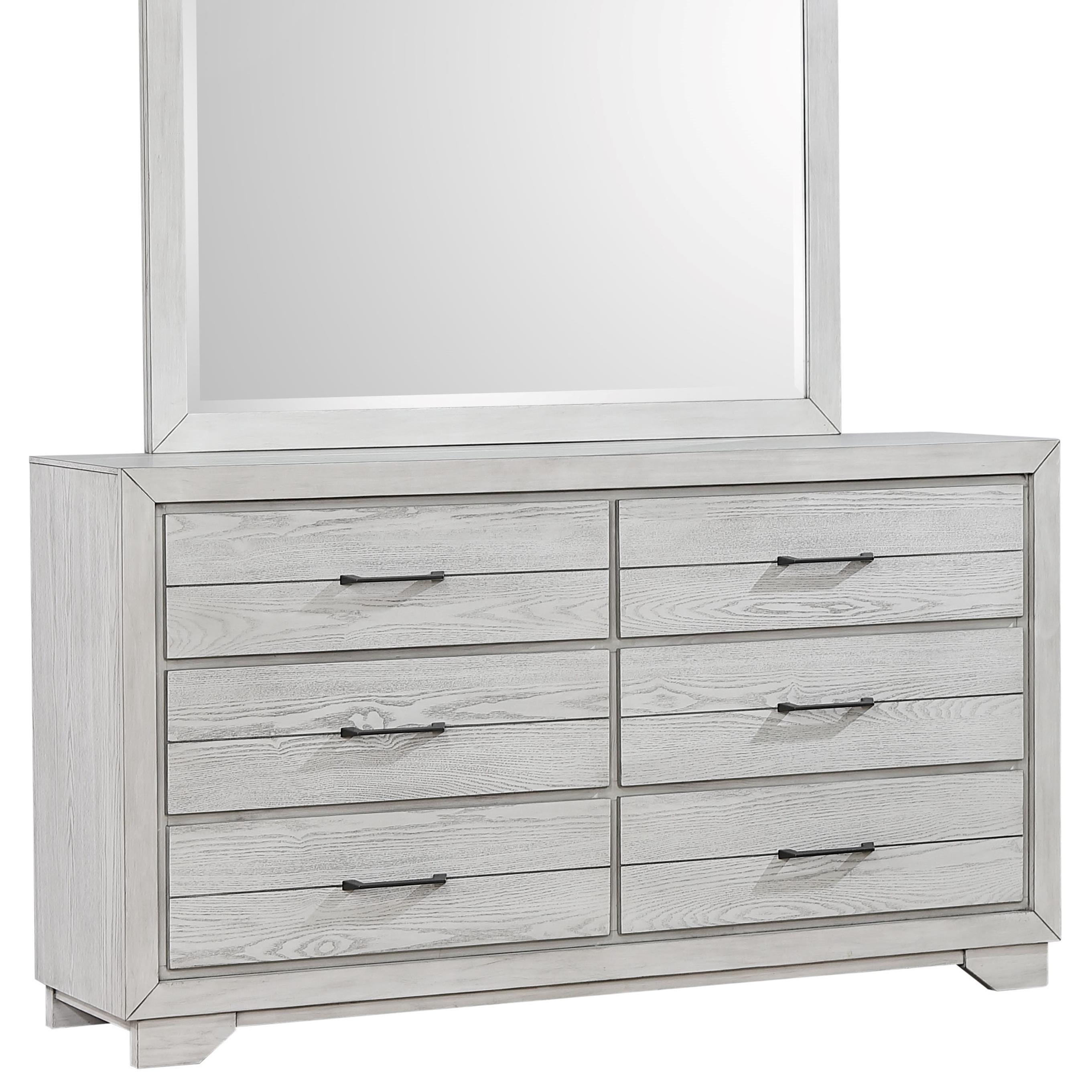 White Sands Dresser by Crown Mark at Darvin Furniture