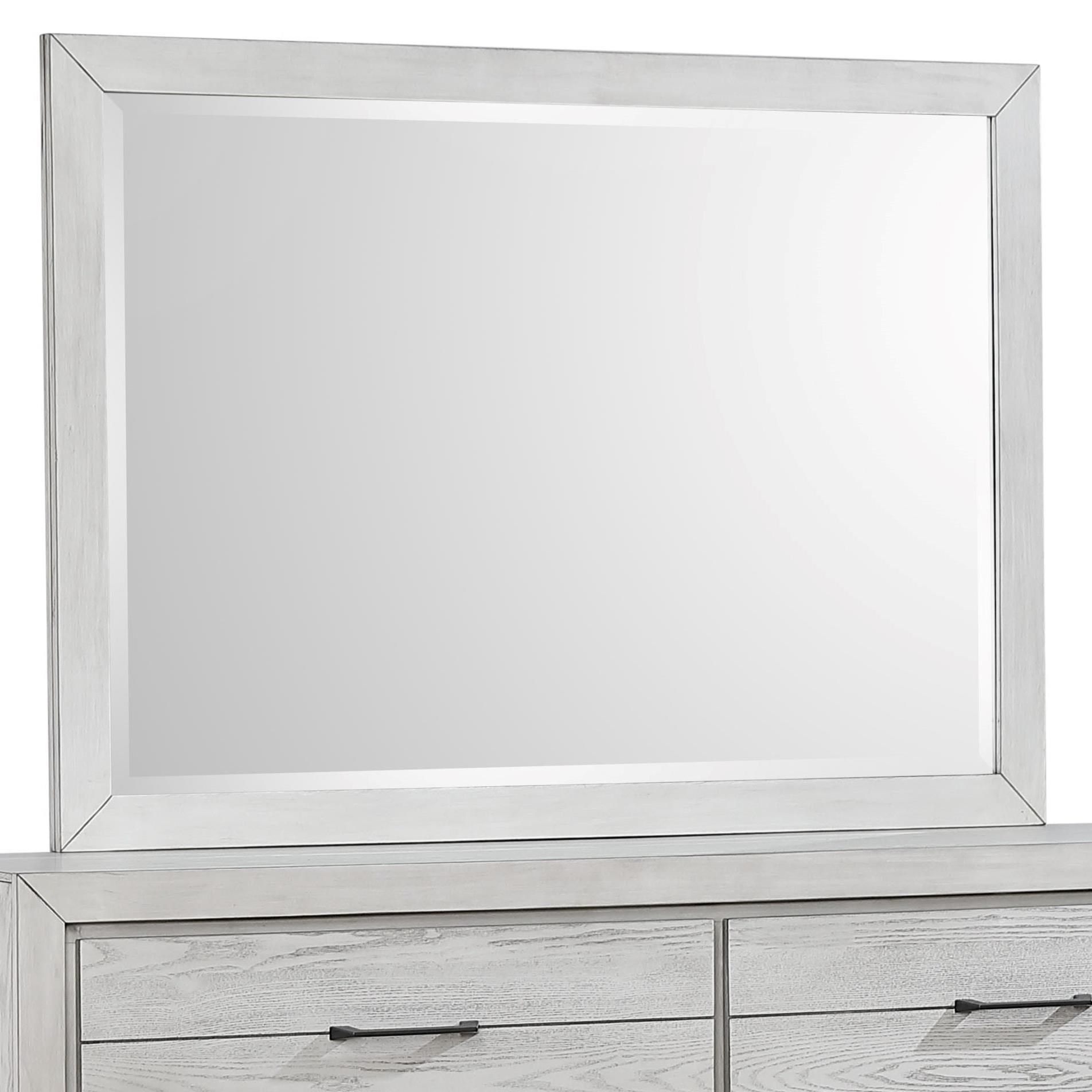 White Sands Dresser Mirror by Crown Mark at Catalog Outlet