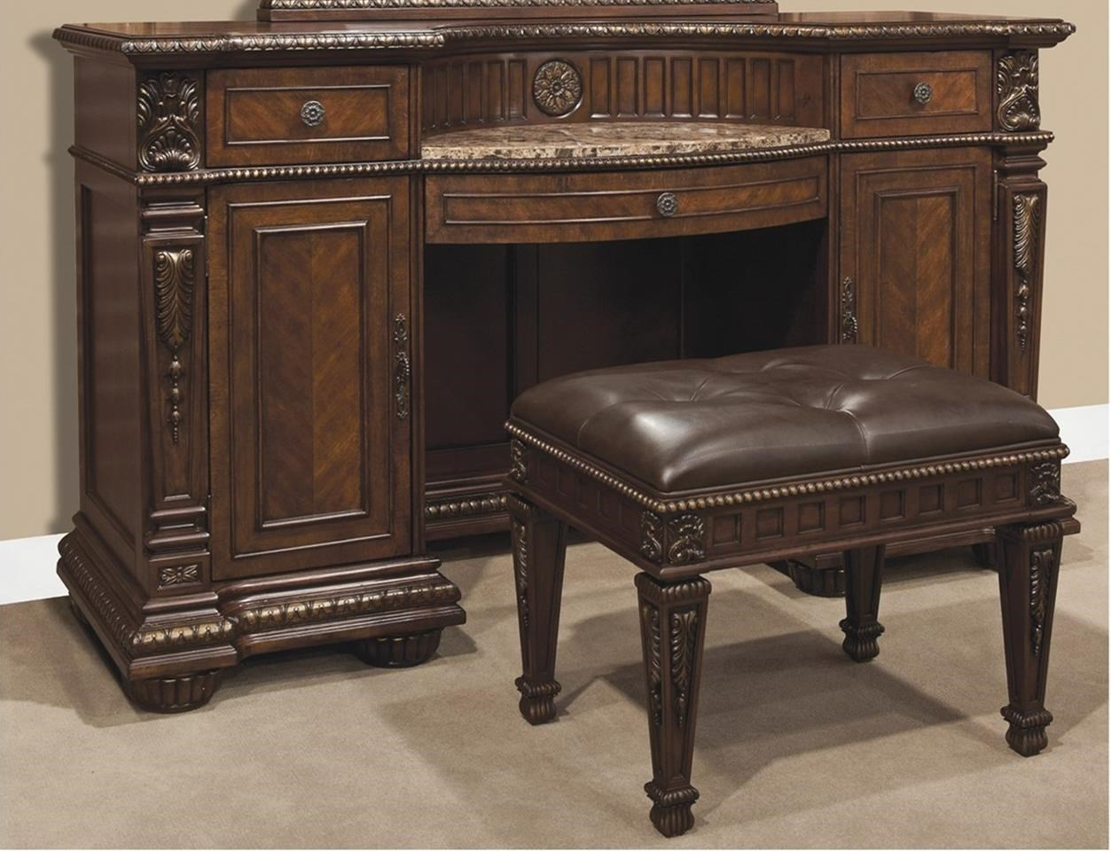Holland House Coventry Vanity Bench Miskelly Furniture Vanities Vanity Sets
