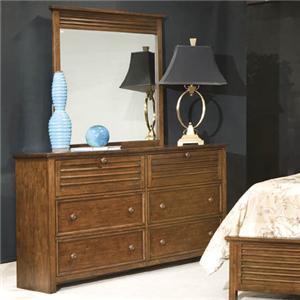 davis international melrose 2 drawer night stand