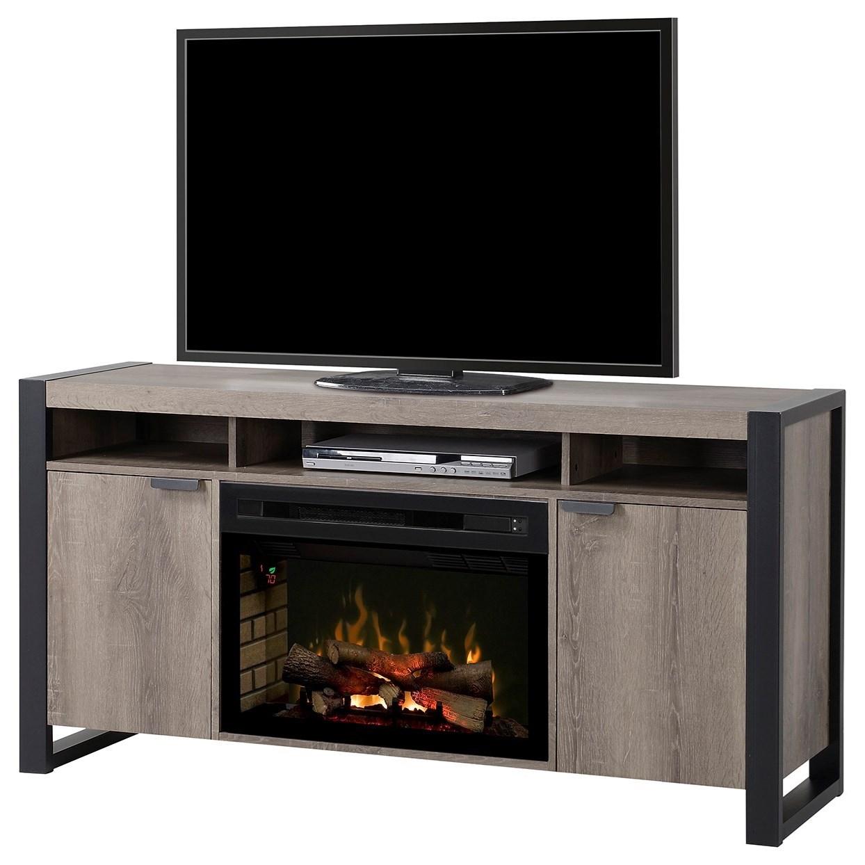 Dimplex Media Console Fireplaces GDS25LD 1571ST Pierre
