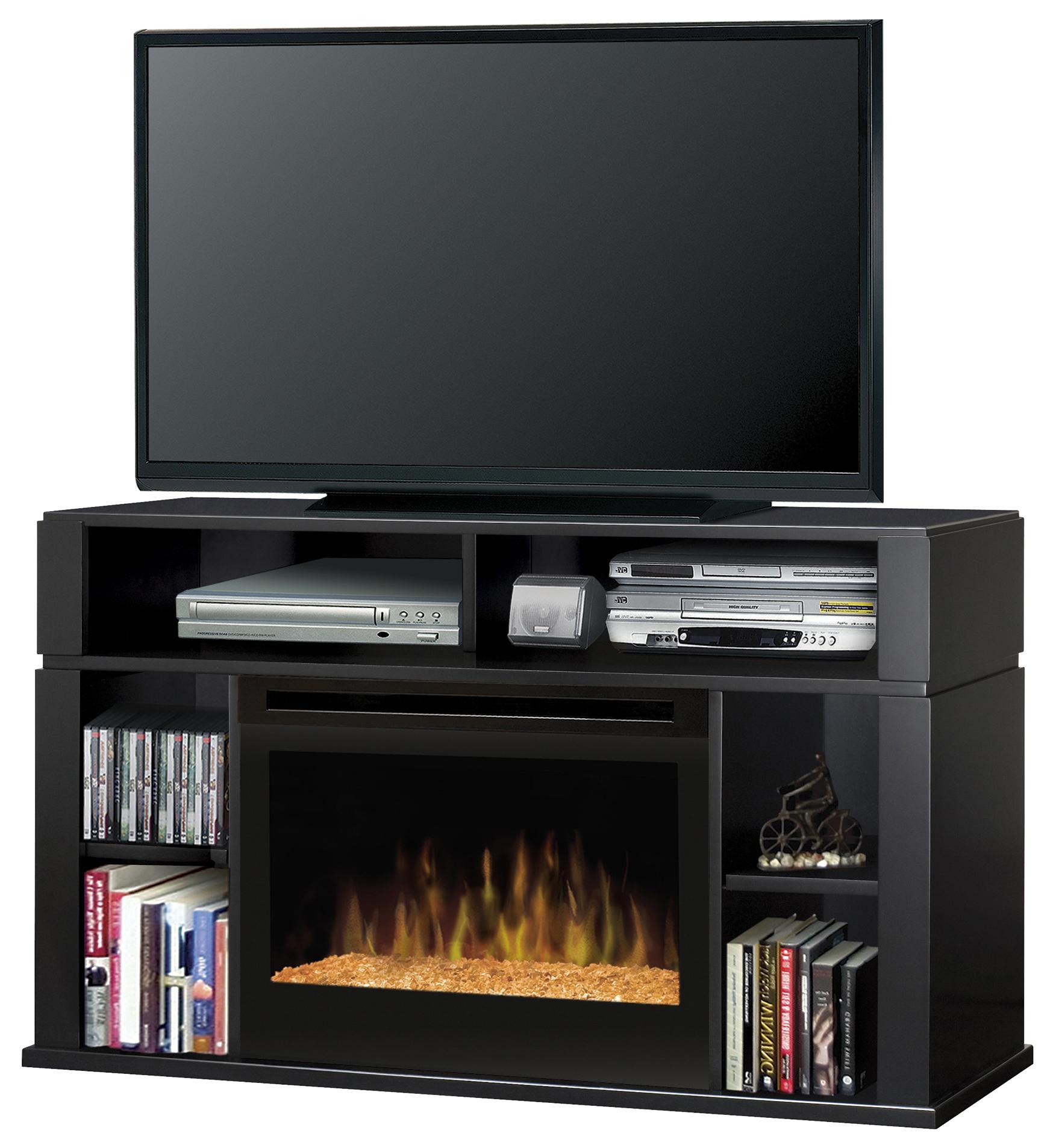 Dimplex Media Console Fireplaces SAP 200 B Contemporary