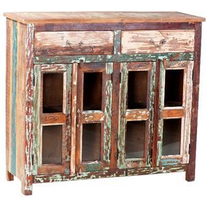 Dovetail Furniture DOVETAIL ZAMORA SIDEBOARD Miskelly