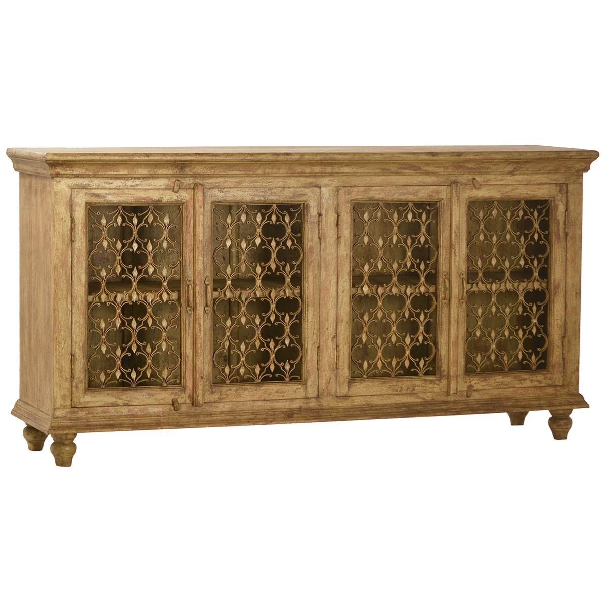 Dovetail furniture sideboards buffets santa fe sideboard for Dovetail furniture