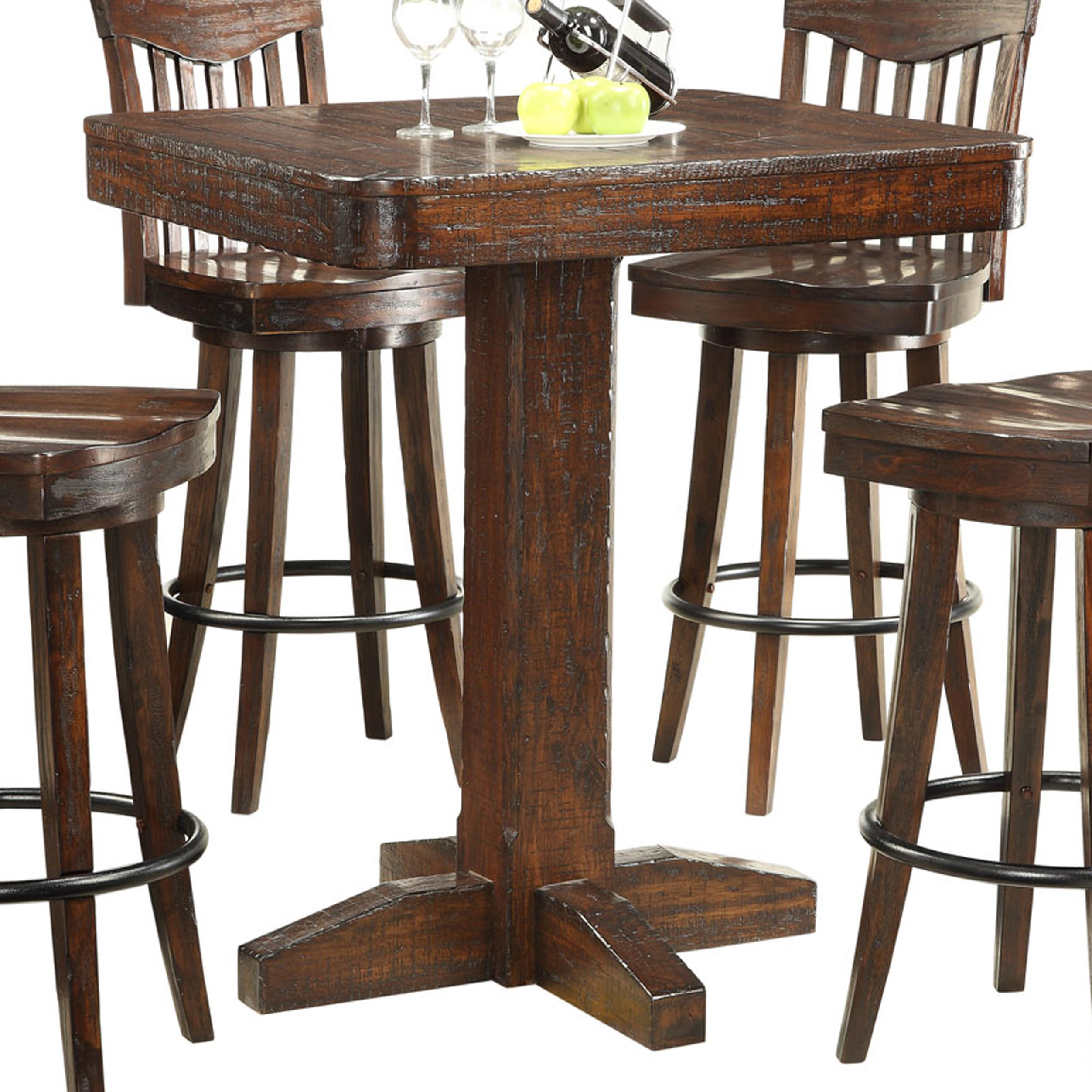 Furniture Gettysburg Dining Pub Table Wayside Furniture
