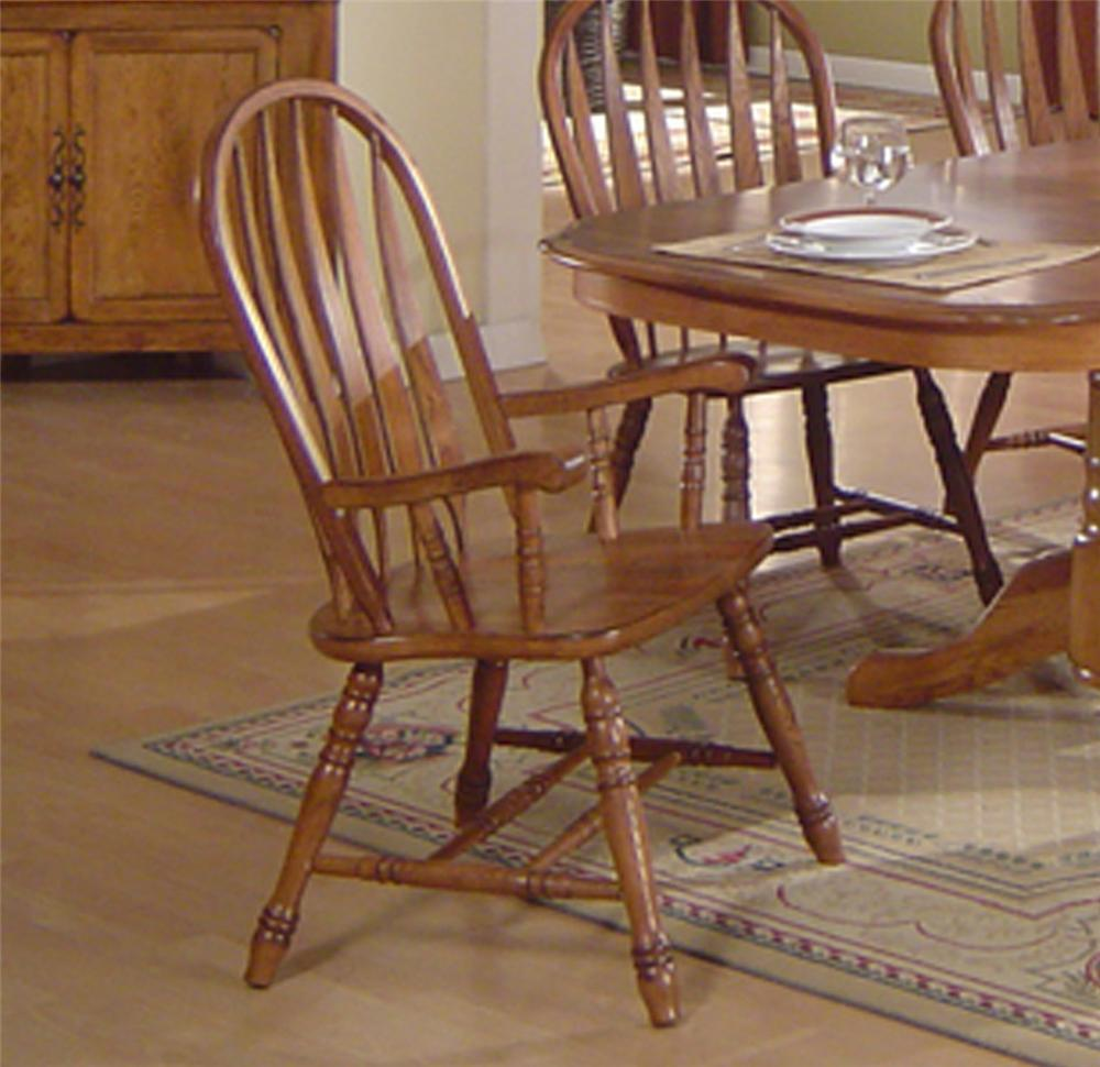 solid oak dining solid oak dining table arrowback chair set by e c i