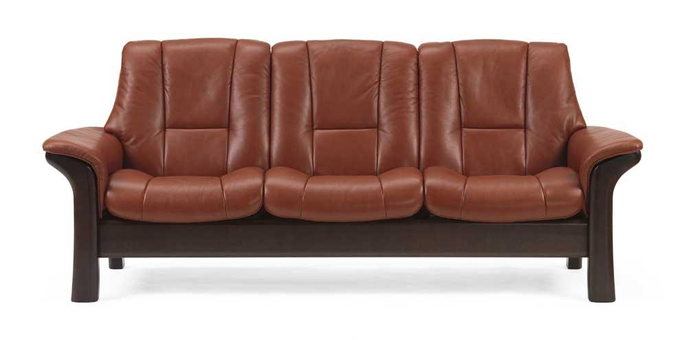 stressless stressless windsor 1193030 lowback reclining. Black Bedroom Furniture Sets. Home Design Ideas