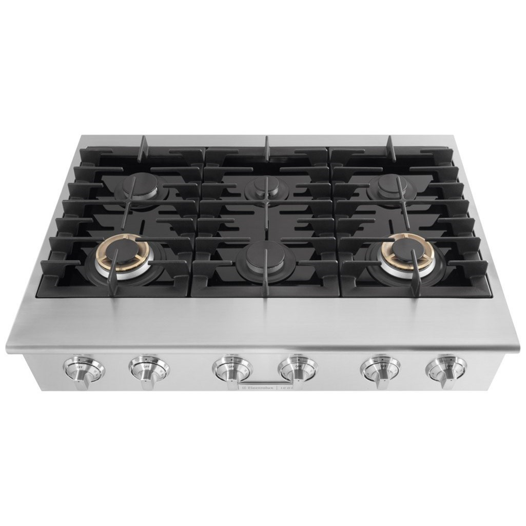 Electrolux Cooktops Electric ~ Electrolux icon quot gas slide in cooktop