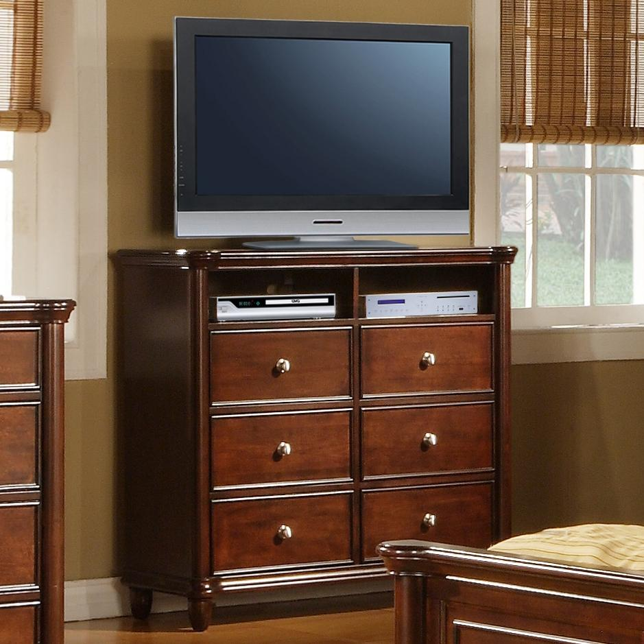 elements international hamilton bedroom tv stand ivan smith furniture chest media chest