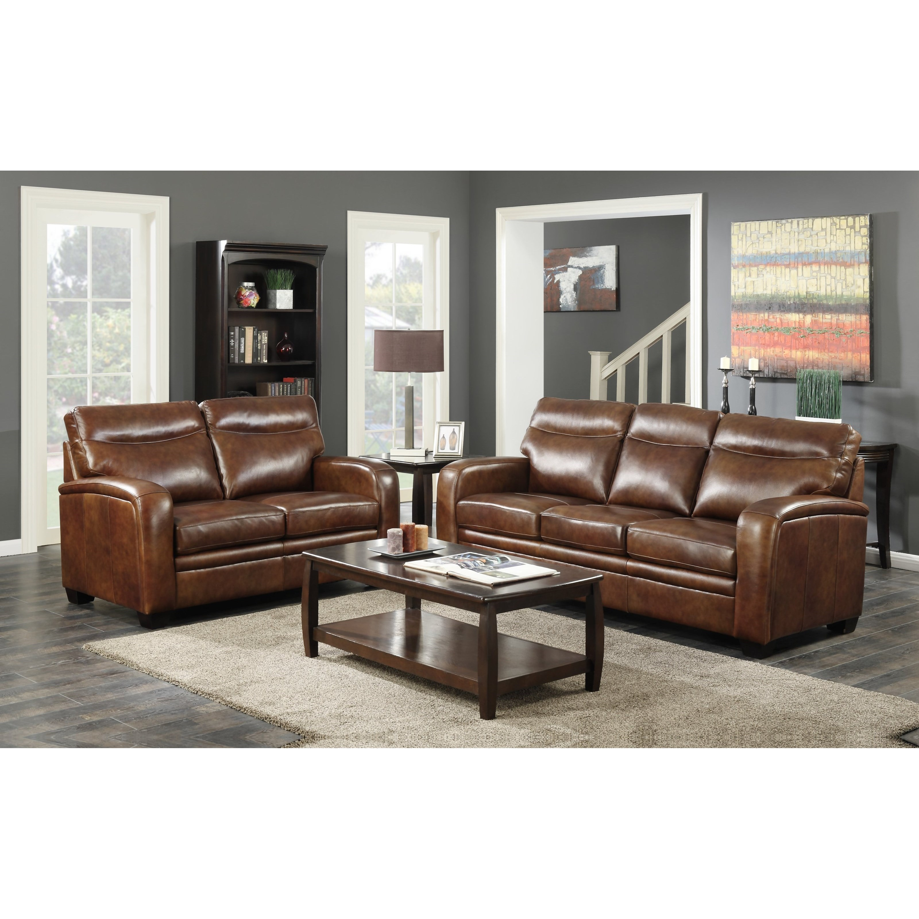 Montebello stationary living room group dream home for Living room furniture groups