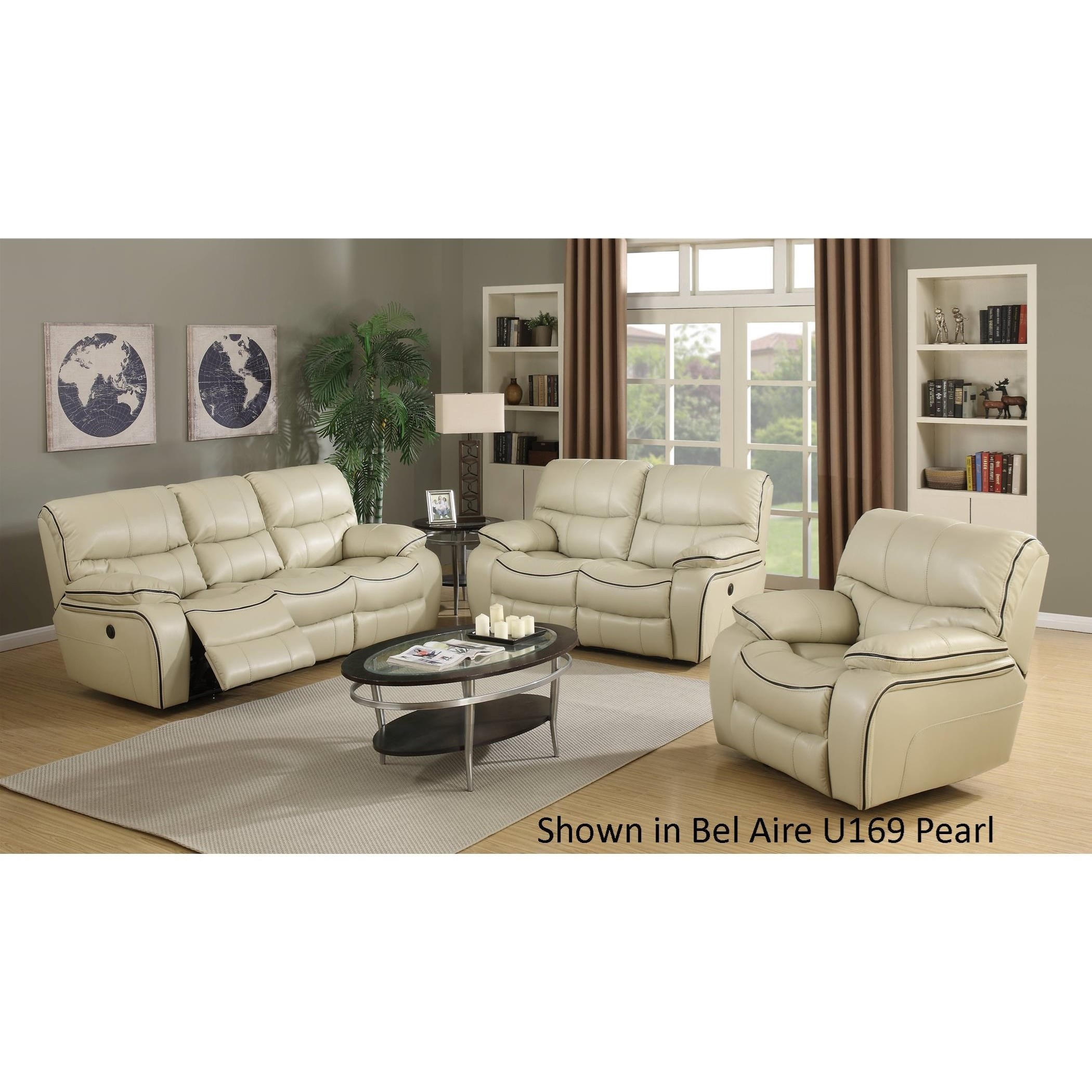 Vino power reclining living room group dream home for Living room furniture groups