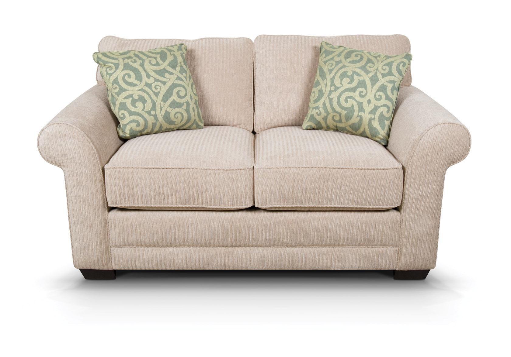 england brantley upholstered love seat h l stephens love seats. Black Bedroom Furniture Sets. Home Design Ideas