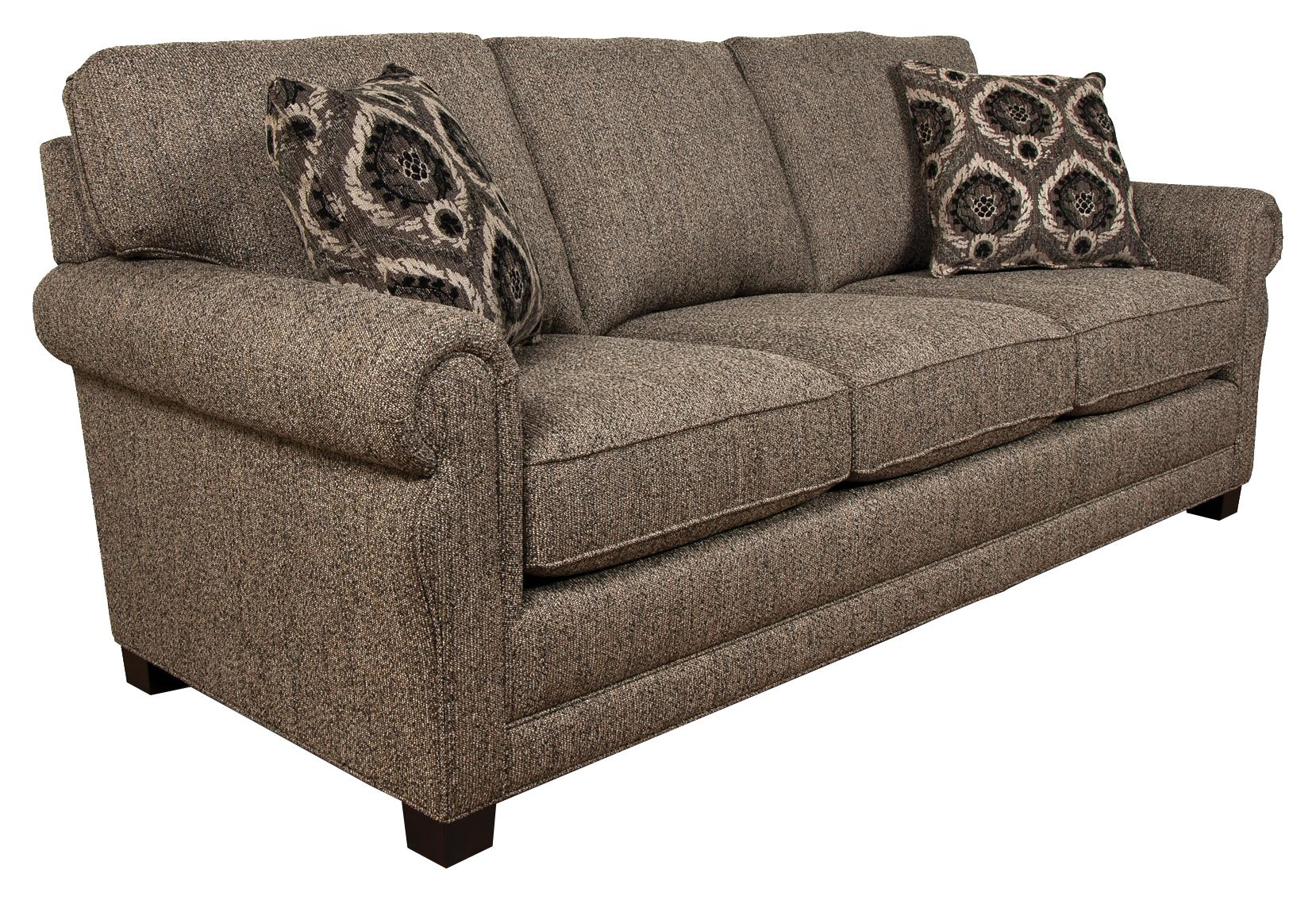 England Green Living Room Sofa With Traditional Style