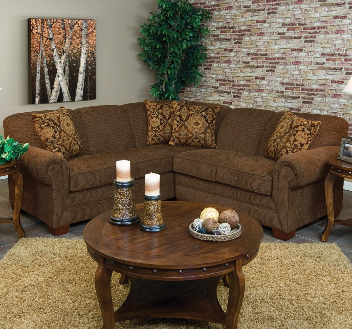 England monroe 2 piece laf sofa sectional rooms and rest for England furniture sectional sofa