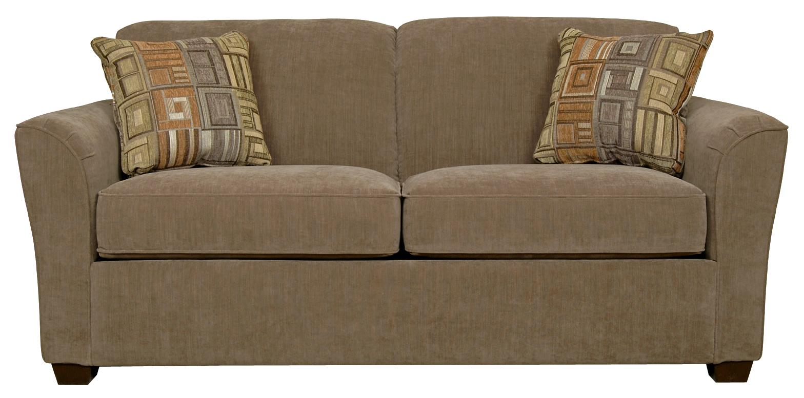england smyrna full size sofa sleeper with air mattress dunk bright furniture sleeper sofas. Black Bedroom Furniture Sets. Home Design Ideas