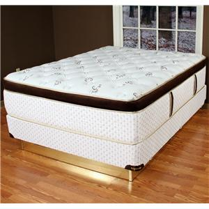 Englander englander king westchester pillowtop mattress for Englander mattress