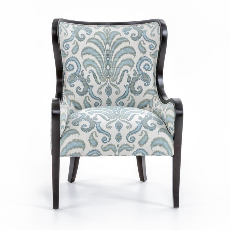 Fairfield Chairs 5158 01 Upholstered Wing Chair With