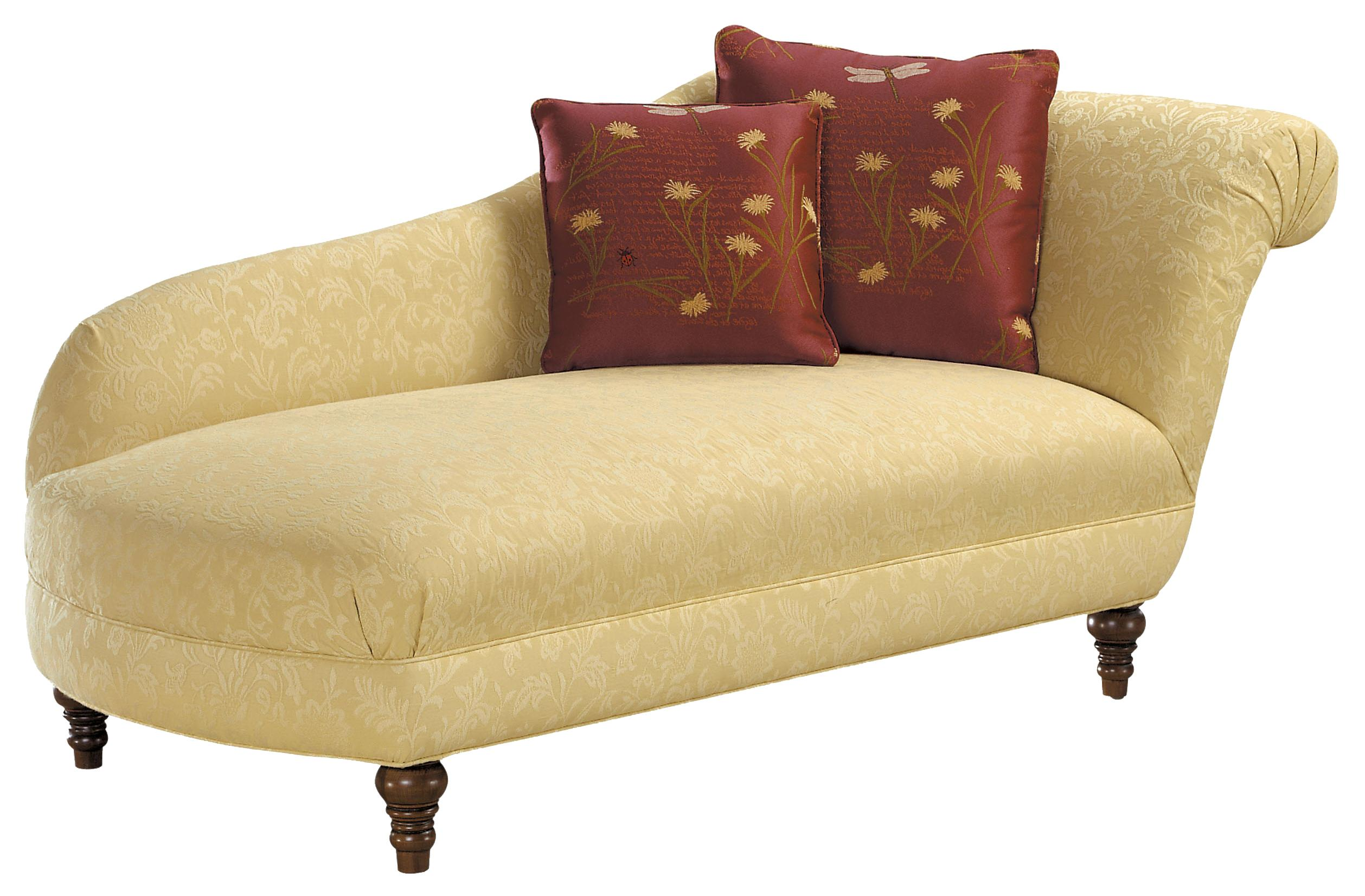 Fairfield sofa accents traditional styled lounge chaise olinde 39 s furniture chaises - Sofa chaise lounge ...