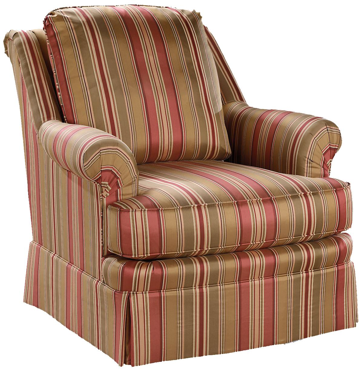 Fairfield Swivel Accent Chairs Upholstered Swivel Chair