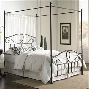 fashion bed group canopy beds california king sylvania canopy bed dream home furniture. Black Bedroom Furniture Sets. Home Design Ideas