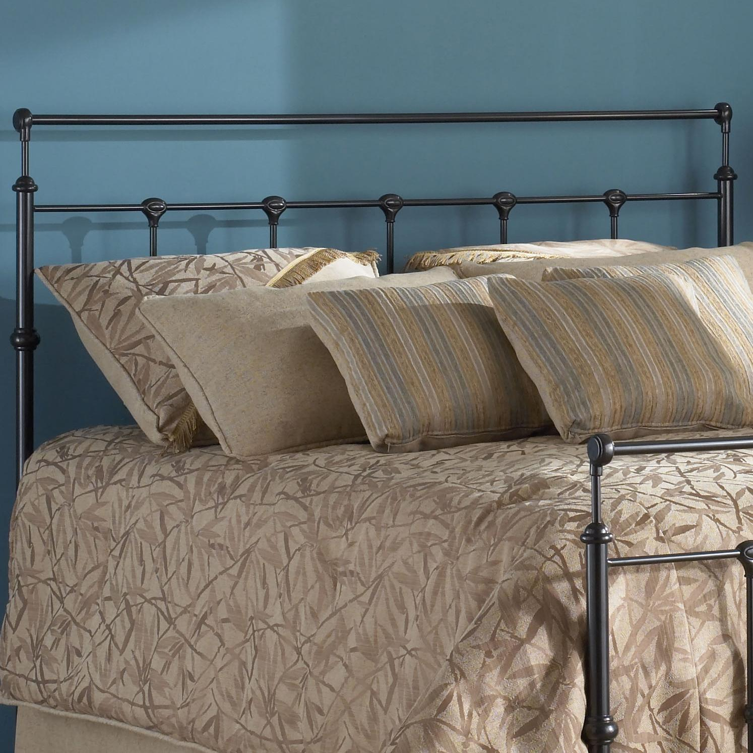 Twin Metal Bed : Metal Beds Twin Winslow Headboard by Fashion Bed Group  Wolf ...