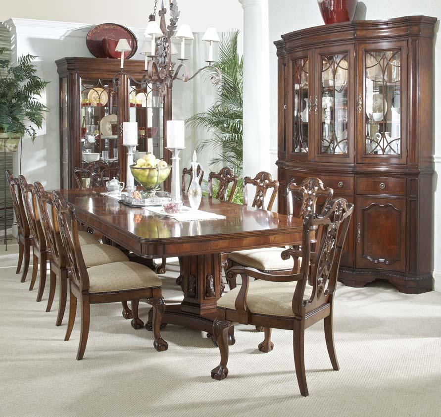 dining set with china cabinet belfort signature westview 11 dining set with 14731