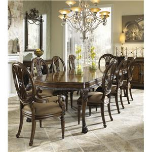 Michael harrison collection belvedere formal grecian style for Dining sets nashville tn