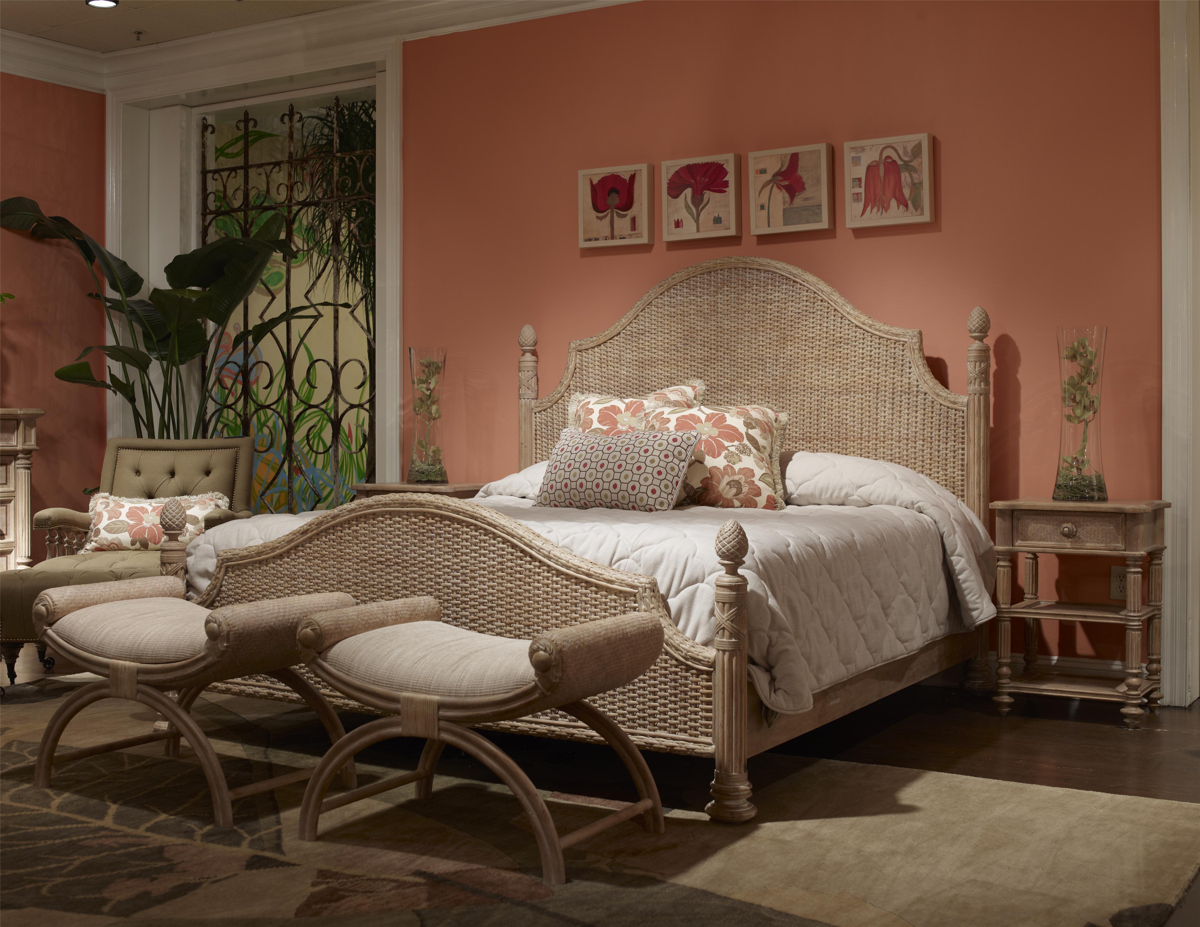 Home Island Estate West Indies Bedroom Set : Leopolds Furniture In