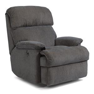 Flexsteel Accents Flemington Chair Amp Ottoman Hudson S