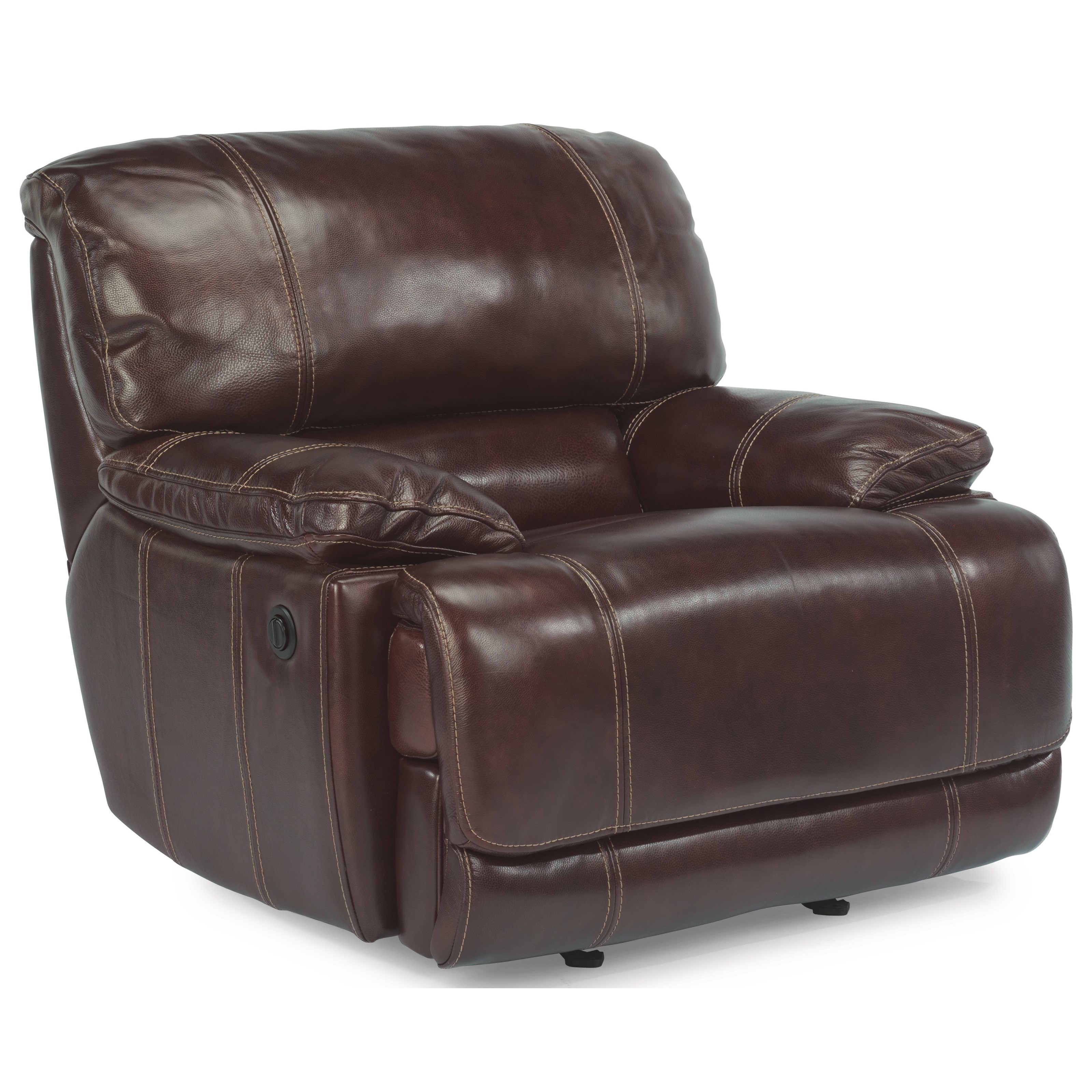 chair 62 helensburgh flexsteel tremont 1250 54 glider recliner with pillow arms