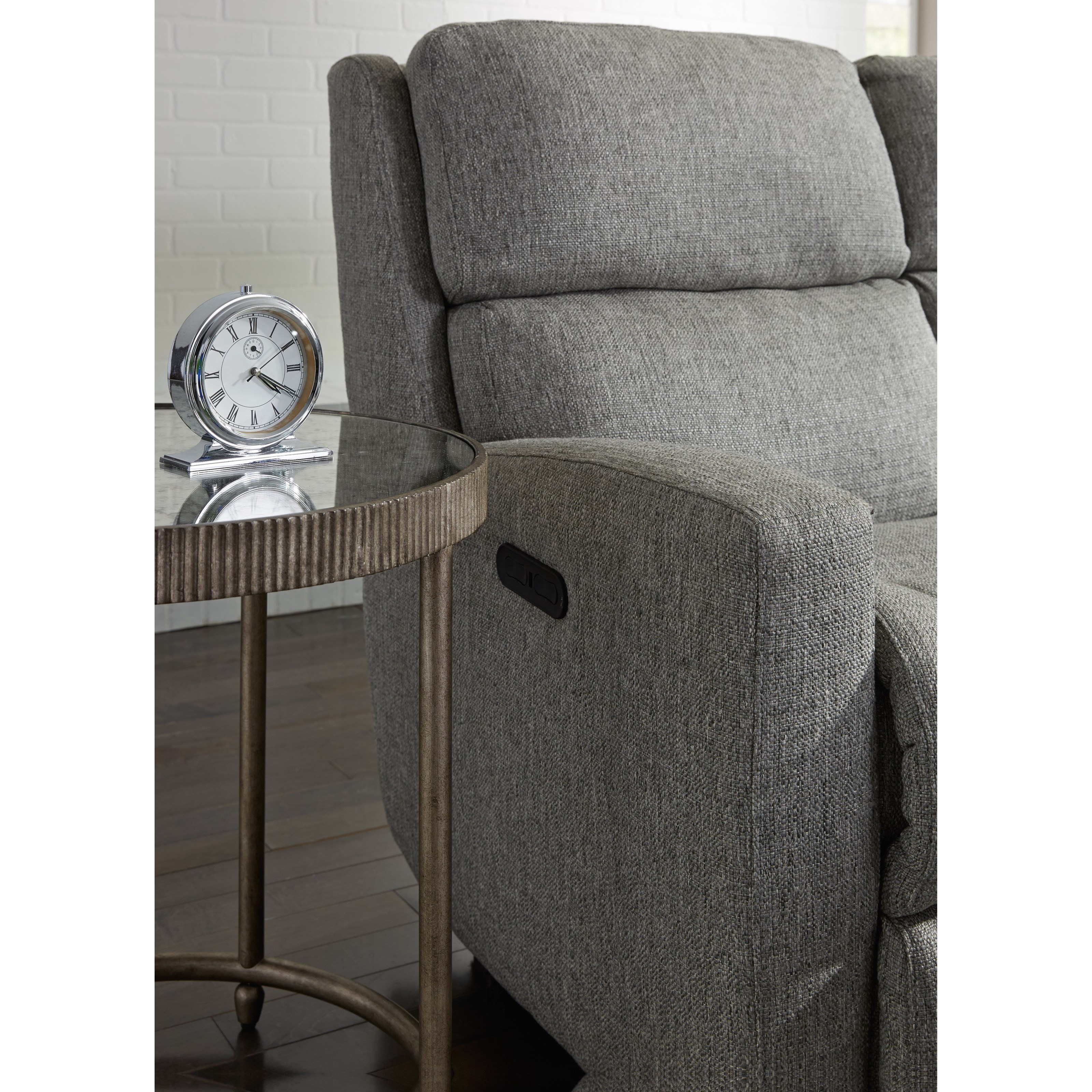 Flexsteel catalina four piece power reclining sectional for 4 piece recliner sectional sofa