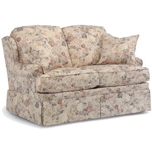 Flexsteel Danville 70 Quot Casual Sofa Wayside Furniture Sofa