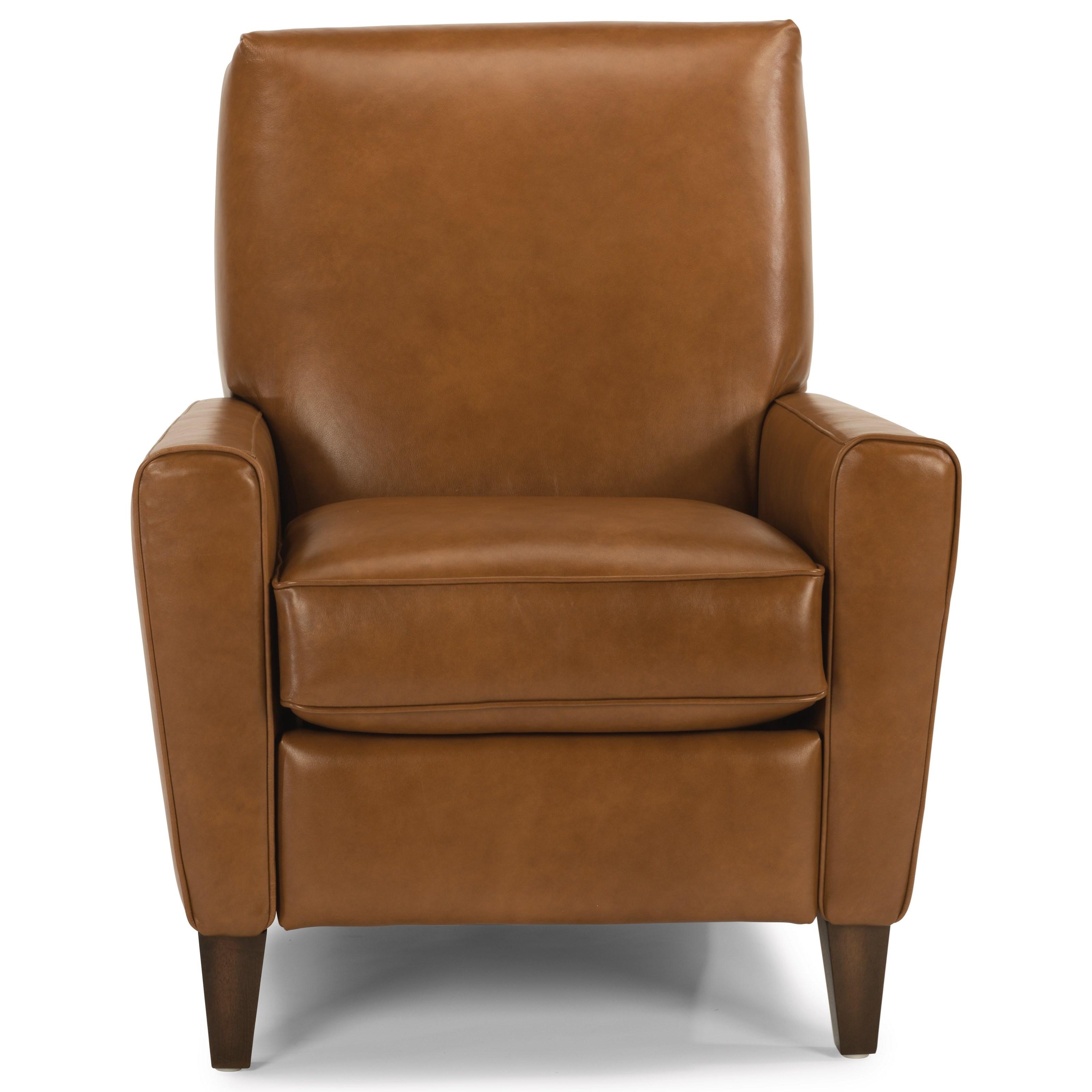 Very best Flexsteel Digby Upholstered High Leg Recliner Chair | Wayside  IA92