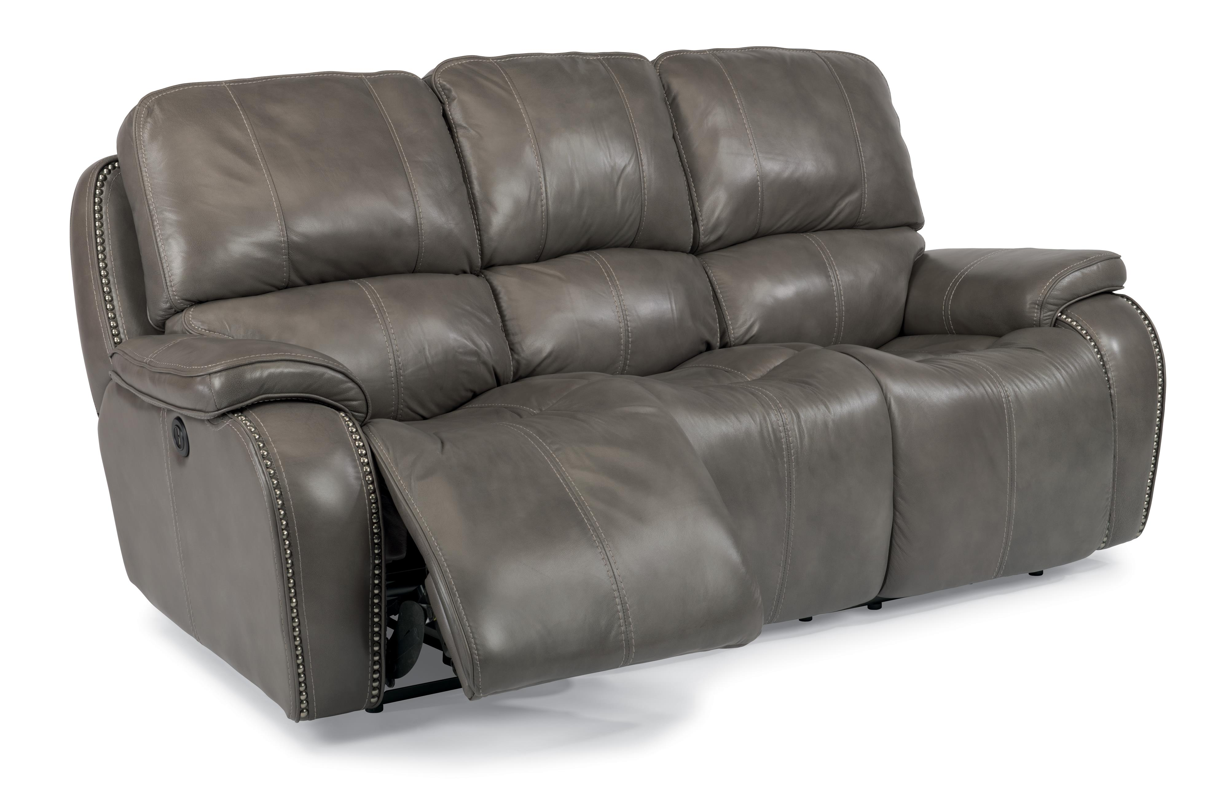 Flexsteel latitudes mackay 1617 62p power reclining sofa for Outdoor furniture mackay