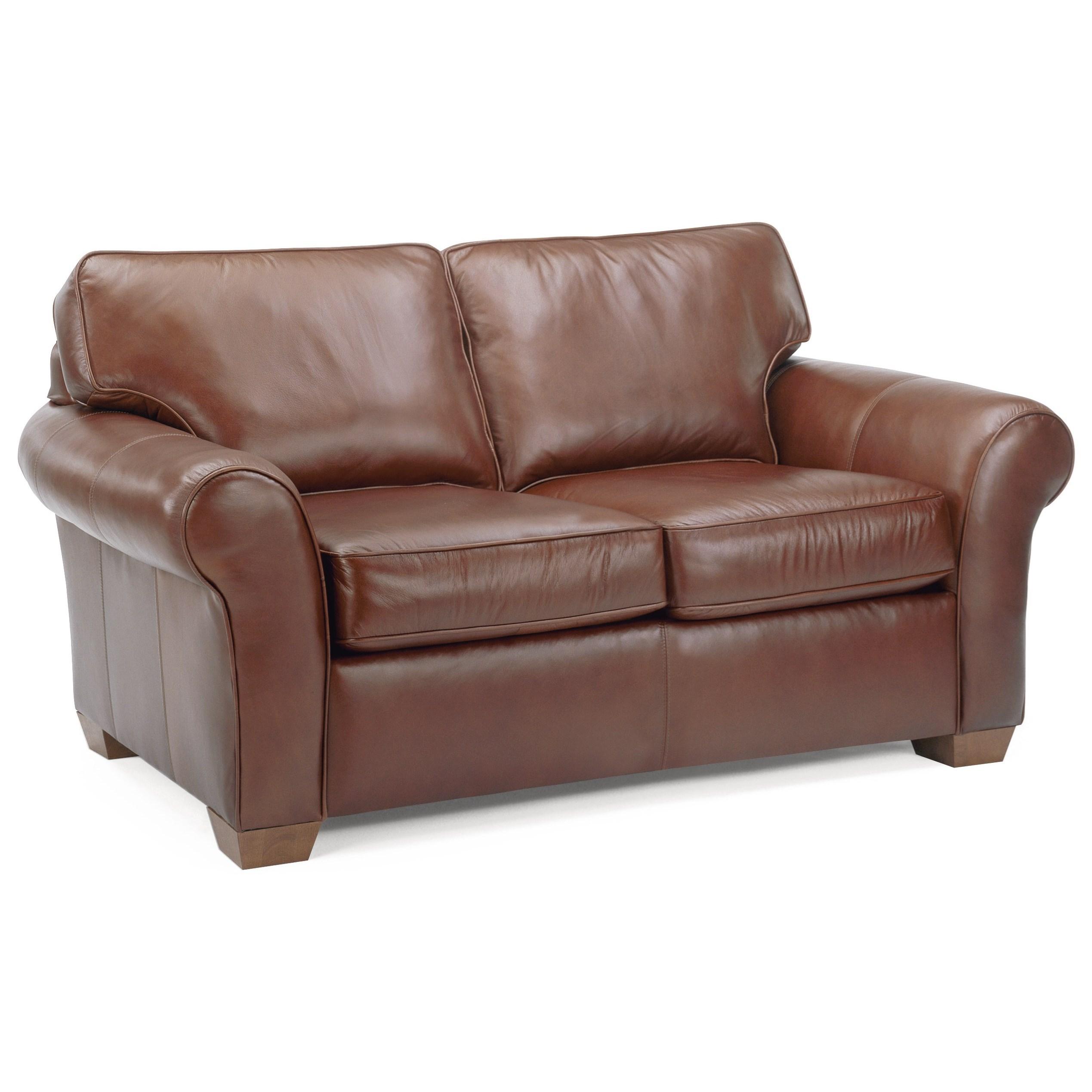 Flexsteel vail 71 vail love seat wayside furniture for Wayside furniture