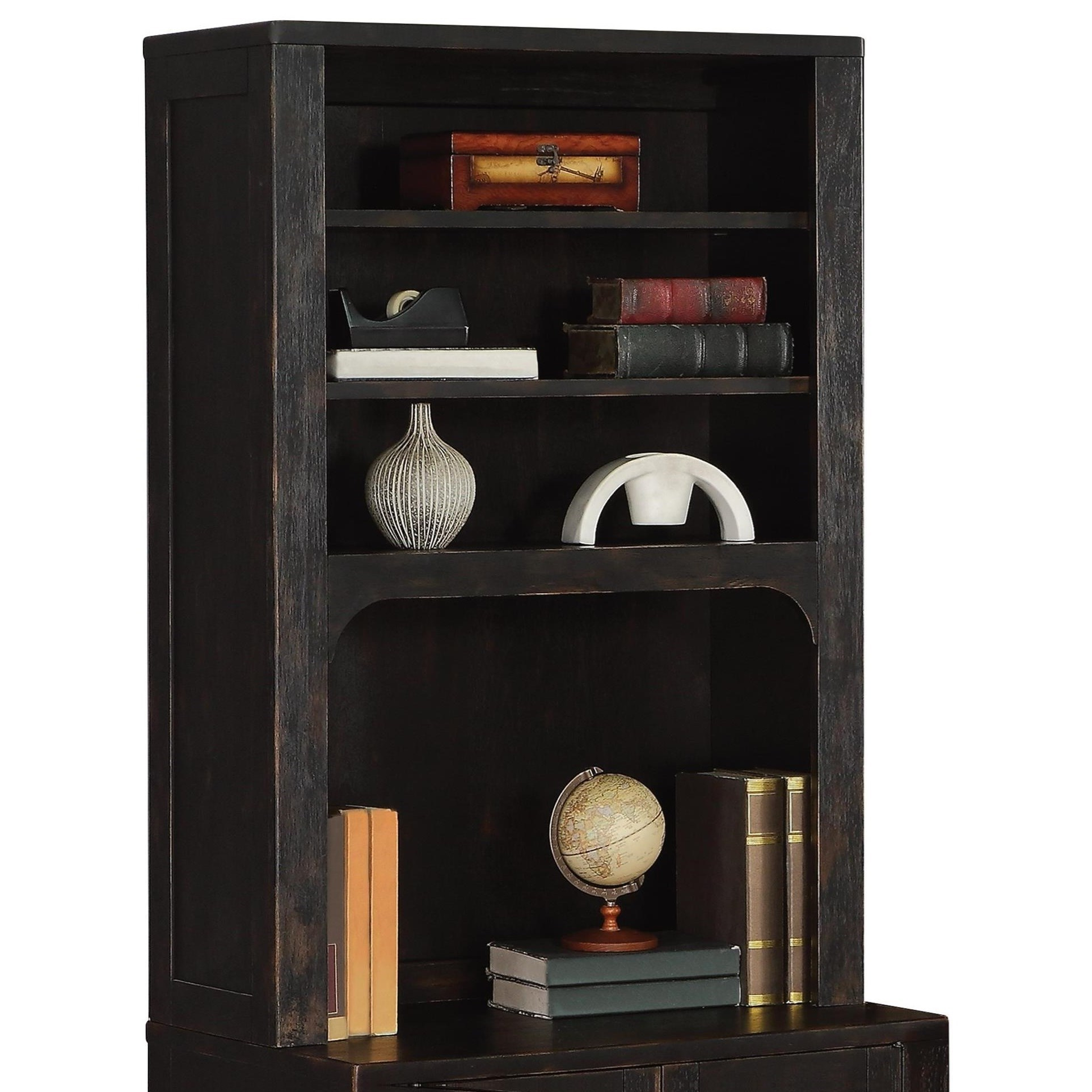 Flexsteel wynwood collection homestead w1337 746 rustic for City furniture in homestead
