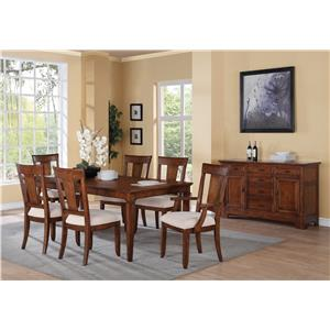 Flexsteel Wynwood Collection Sheely S Furniture