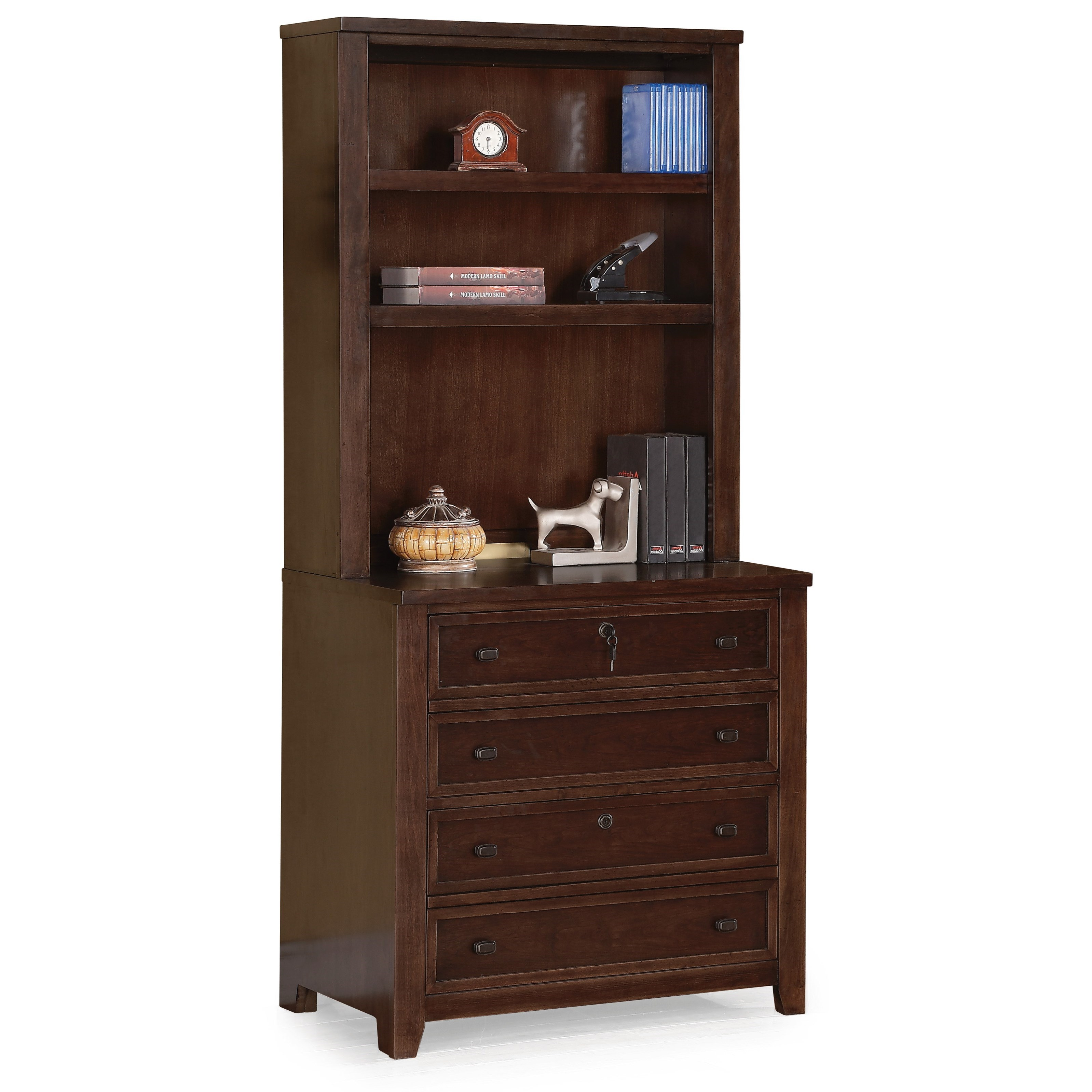Flexsteel wynwood collection theodore contemporary for Modern home office furniture collections