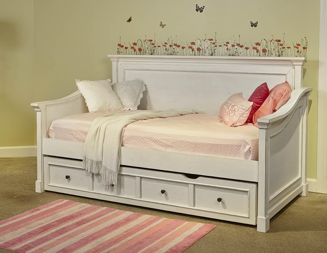 Folio 21 stoney creek youth grp 683y daybed daybed for Stoney creek bedroom set