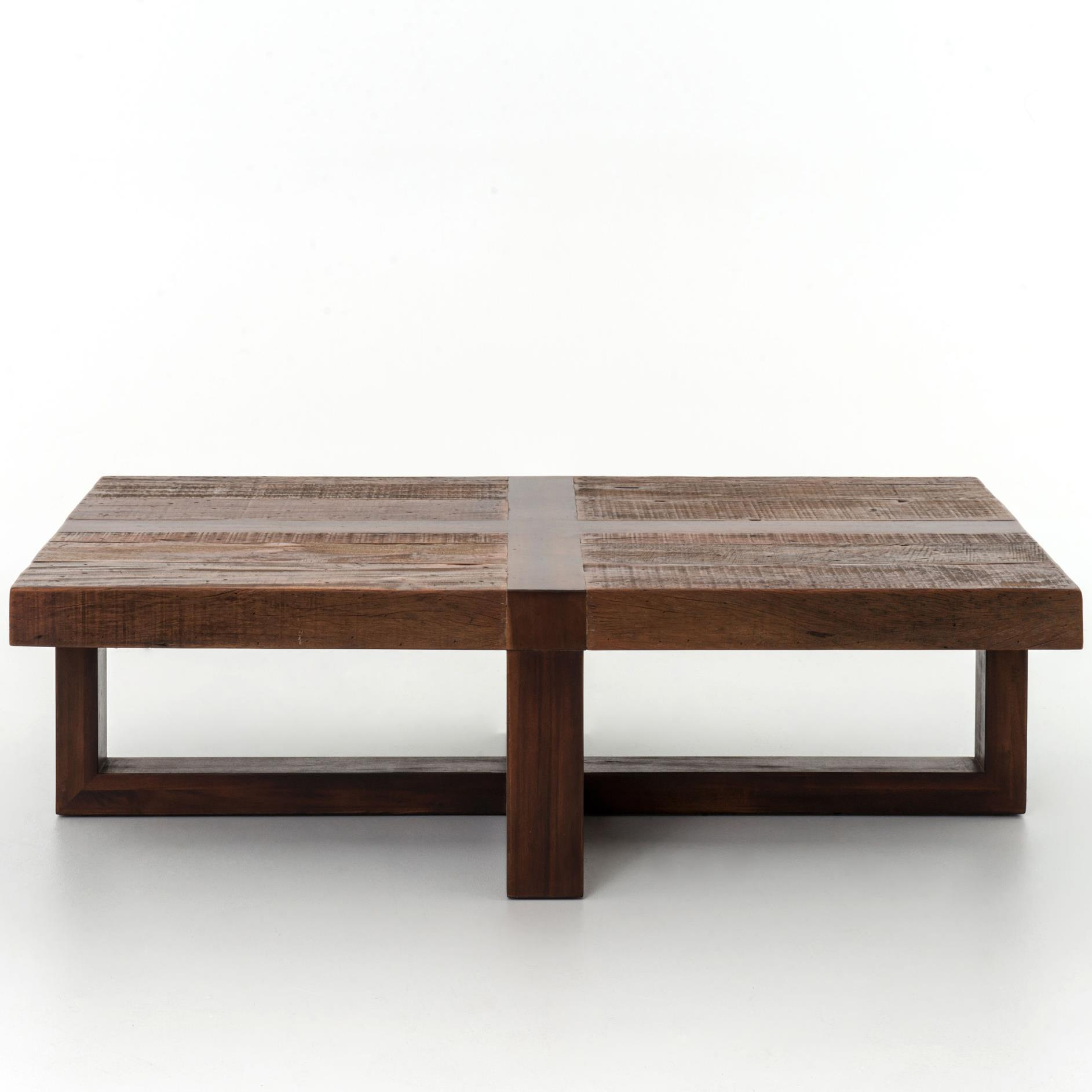Four Hands Bina Reclaimed Bryan Coffee Table Belfort Furniture Cocktail Coffee Tables