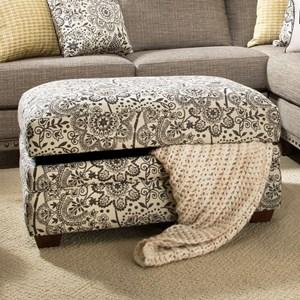 Franklin julienne sectional sofa with four seats olinde for Affordable furniture in denham springs