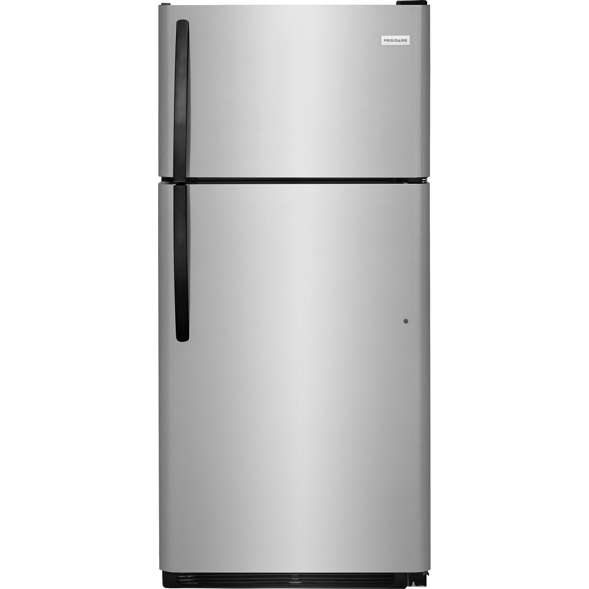 frigidaire fftr1814ts18 cu ft top freezer refrigerator del sol furniture refrigerator. Black Bedroom Furniture Sets. Home Design Ideas